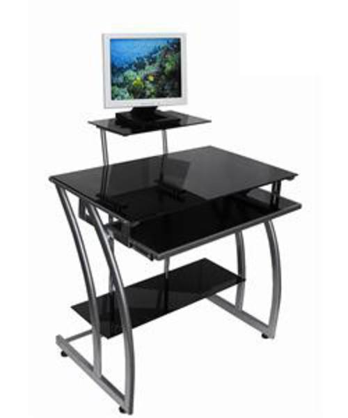 """Компьютерный стол """"gd-010/black"""" купить в казани."""