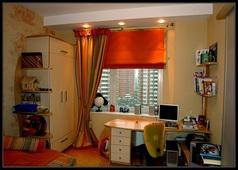 Шторы для детской комнаты купить в Казани