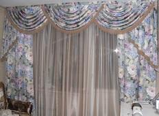 Шторы для кухни всех цветов и фасонов купить в Казани