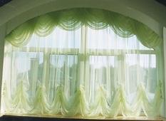 Австрийские шторы купить в Казани