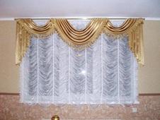 Французские шторы всех фасонов и цветов купить в Казани