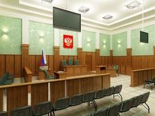 Мебель для залов суда в Казани, судебная мебель для заседаний