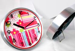Часы  кварцевые настенные «WallC-R15M/red» в Казани
