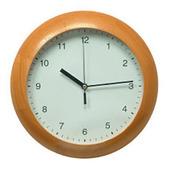 Часы настенные деревянные «WallC-R21W/beech» в Казани
