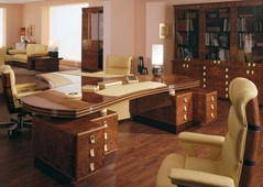 Мебель из Европы для руководителей в Казани